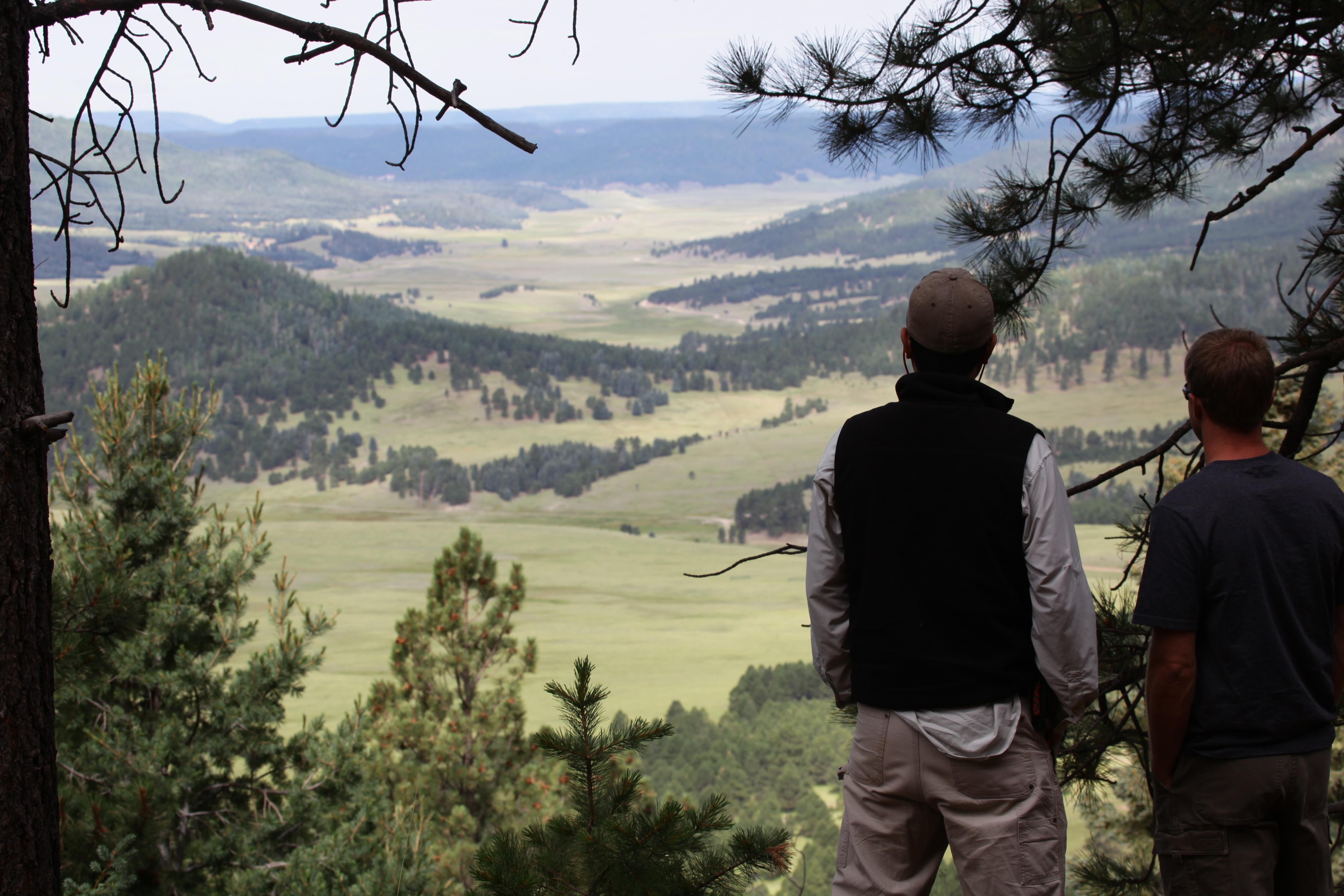 Wonderful views await the adventurous hiker | Photo by NPS
