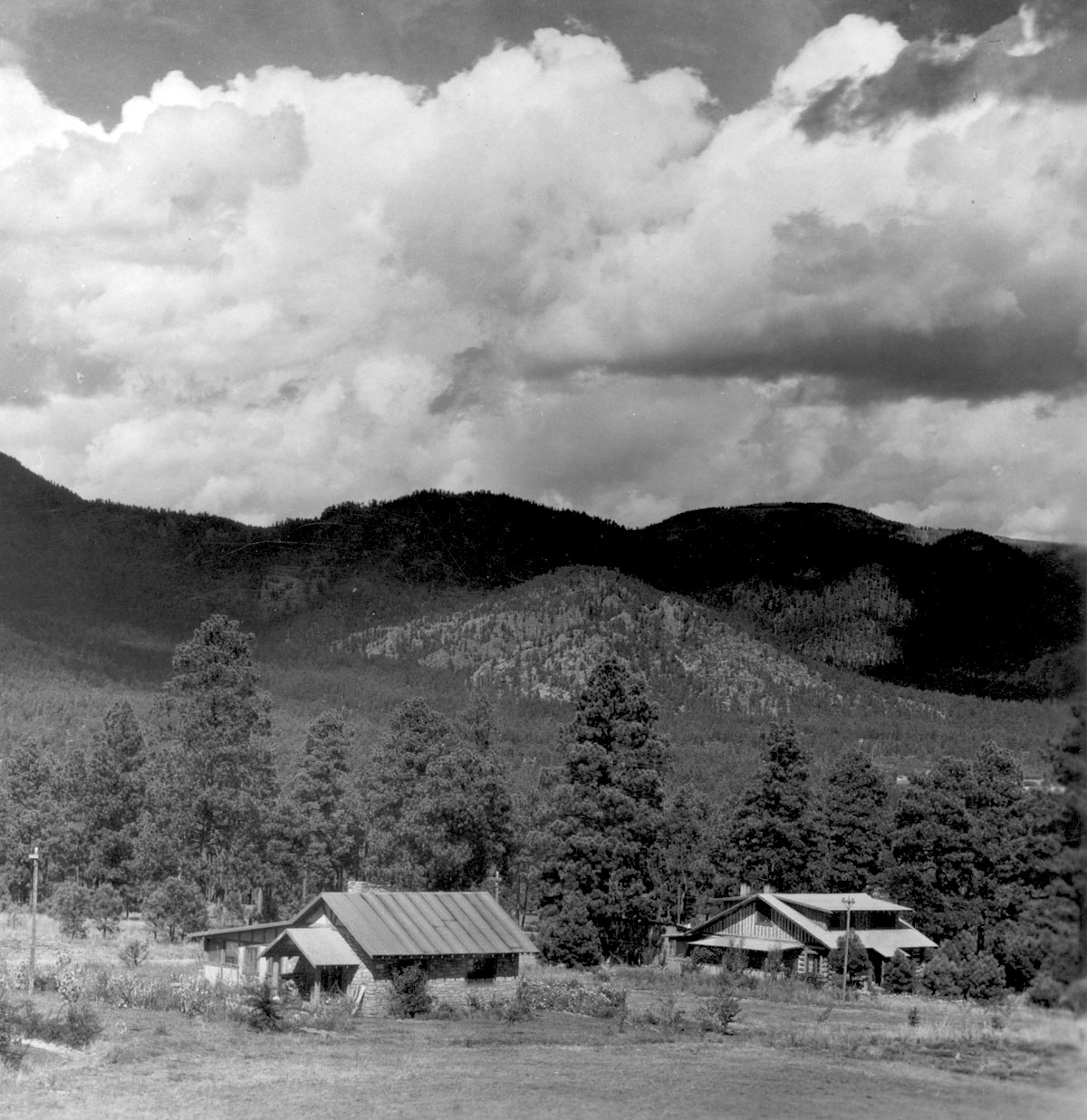 Los Alamos Ranch School Faculty Housing